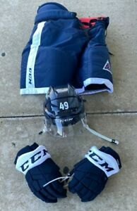 Colorado Avalanche 3rd Jersey Game Used Equipment SAM GIRARD Avalanche Hologram $599.00