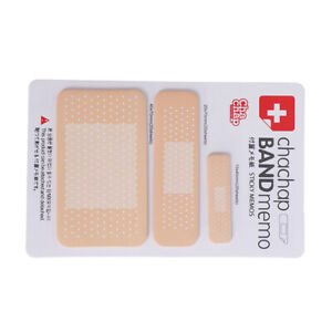1pcs Cute Band aid Memo Pad Sticky Note Pads Note Creative Stationery Supplie hu