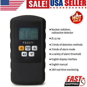 Nuclear Radiation Geiger Counter Y Xray Radiation Detector Geiger Counter Kit