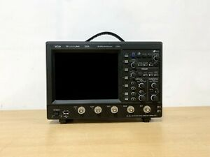 Lecroy Wavejet 334a 350mhz 2gs s 4ch Oscilloscope With P6300 Probes