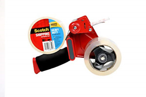 Scotch Heavy Duty Packaging Tape 1 88 X 54 6 Yd Designed For Packing And On