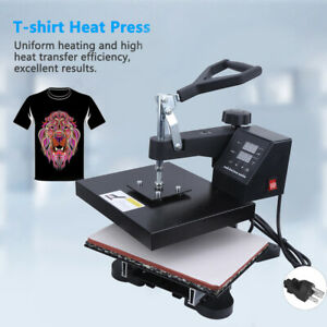 T shirt Heat Press Clamshell Design For Excellent Results