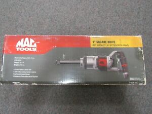 Mac Tools 1 Drive D Handle Air Impact Wrench W 6 Extended Anvil P Awd099 6