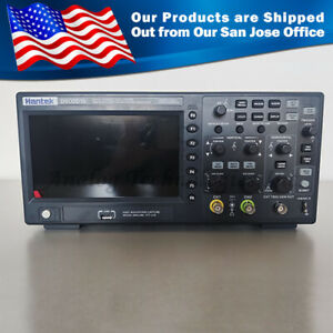 Dso2d15 7 In Tft Digital Oscilloscope 2ch 1ch 150m Bandwidth With Signal Source