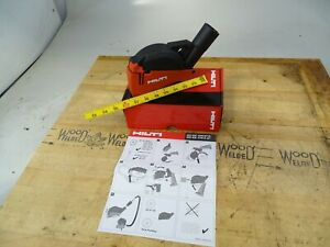 Hilti Dust Extraction Grinder Hood Dc ex 115 4 5 Pa6 gf30
