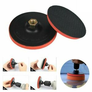 Angle Grinder Replacement Sanding Thread Pad Accessories Angle Backing