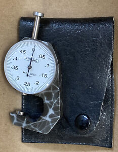 Fowler Thickness Gauge 001
