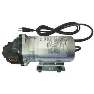 Shurflo 8025 933 399 Booster Pump 1 3 Hp 115v Ac 1 Phase 3 8 In Npt Inlet