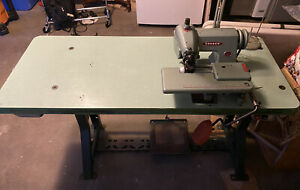 Consew Industrial Blind Hemmer Sewing Machine Model 251