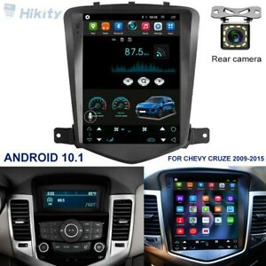 For Chevy Cruze 2009 2015 Android 10 1 Car Radio Gps Navi Wifi Stereo Player Rds