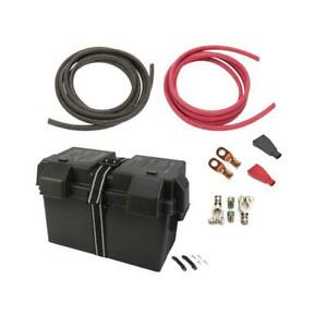Car Battery Relocation Kit Withnoco Battery Box