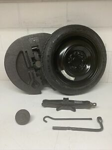 2006 2011 Honda Civic Spare Tire Compact Donut And Jack Kit T125 70d15 Oem