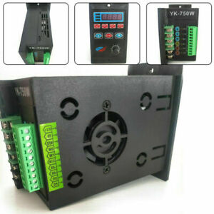 220v 0 75kw Control Inverter Single To Three Phase Frequency Converter