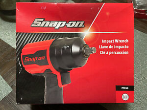 Snap On Pt850 1 2 Drive Impact Air Wrench Gun Pt850 New In Box