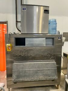 Manitowoc Commercial Ice Maker Machine Obo