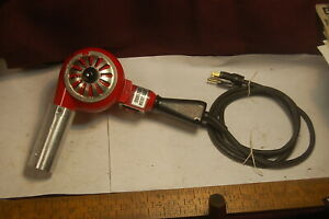 Used Master Heat Gun Hg 501a 500 750 Degrees F fc75 2 g377 Tested Works