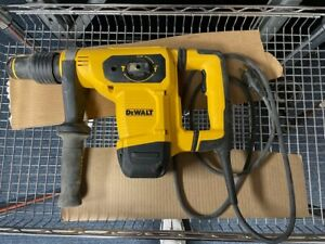 Used Dewalt D25481 Rotary Combination Hammer Drill 1 9 16 10 5a quc010845