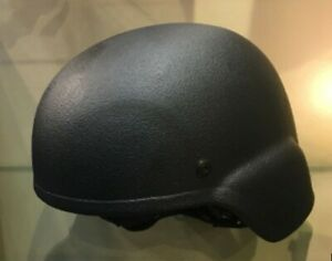 MICH Ballistic Helmet tested to III A size L $205.00