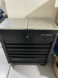 Black Snap On Tool Box Barely Used No Tools