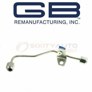 Gb Diesel Fuel Injector Line For 2003 2009 Dodge Ram 2500 Air Delivery Te