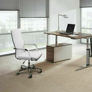 New Desk Chair Executive Office Gaming Computer Chairs Leather Working Stool
