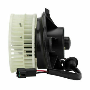 A C Heater Blower Motor Fan For 1996 2000 Chrysler Town Country With Fan Cage Us