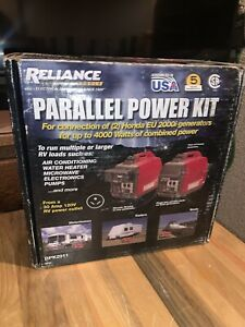 Reliance Controls Hpk2011 parallel 30a Generator