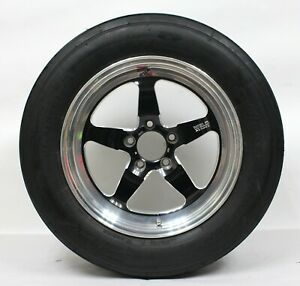 Weld Racing Rt S S71 17 Forged Aluminum Wheel 17x10 Rim Used Qty 1