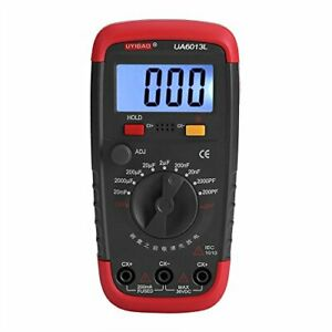 Digital Capacitance Meter Capacitor Pro Tester 0 1pf 20000uf With Lcd