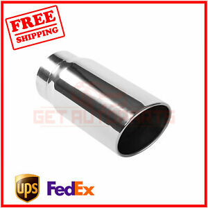 Magnaflow Double Wall Diesel Truck Tips Mag35233 Universal High Quality