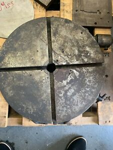 Troyke Milling Rotary Table 15 X 15