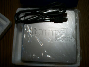 Stamps com Model 510 5 Lb Digital Usb Postal Scale Weight Mailingsolutions Used
