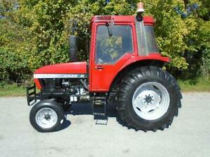 1997 Case Ih 4230 Utility Tractor