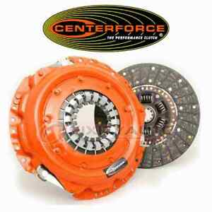 Centerforce Ii Clutch Pressure Plate Disc Set For 1969 1971 Ford Mustang Jy