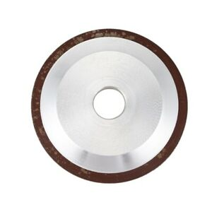 New 100mm Diamond Grinding Wheel Cup 180 Grit Cutter Grinder For Carbide Metalr9