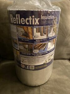 Reflectix St16025 Double Reflective Stable Tab Insulation 25 L Ft X 16 W In