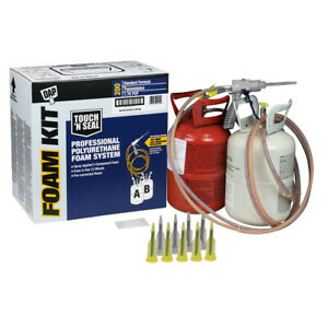 Dap Touch N Seal 200 Bf Spray Foam Insulation Kit 1 75 Closed Cell free Shipping
