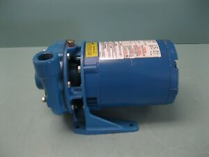 1 X 1 1 4 5 Goulds 3642 End Suction Centrifugal Pump 1 3 Hp Motor New D20 2937