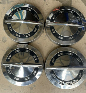1964 66 Ford Galaxie 500 Pickup Truck Dog Dish Hubcaps