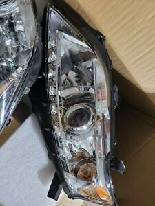 2010 2011 2013 Lexus Rx350 Headlights Left And Right Side Both