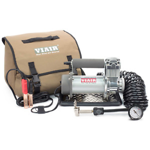 Viair 400p Portable Hd Tire Inflate Air Compressor 150psi Best Fast Fill 40043