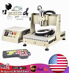 5 Axis 3040 Cnc Router Engraving Carving Machine Cnc Metal Milling Machine rc