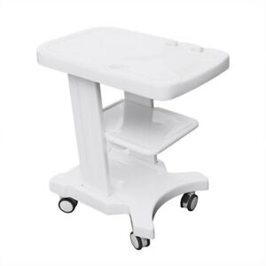 Mobile Trolley cart Fits Portable Ultrasound Scanner System 30lbs Top Two Brakes