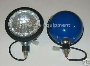 Headlights For Ford Tractor 2000 3000 4000 5000 6000 7000 8000 9000 12 Volt 55w