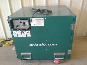 Grizzly G0573 Large Floor Air Filter dust Collector new dented
