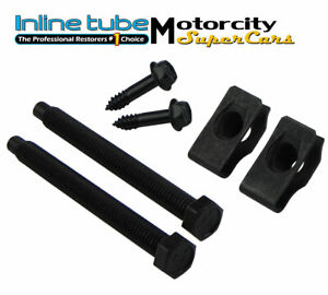 68 69 71 72 Gto 442 Gs Chevelle Fuel Gas Tank Strap Mounting Hardware Bolts Ls6