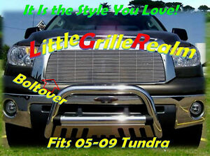 07 2007 08 09 2008 2009 Toyota Tundra Billet Grille 1pc