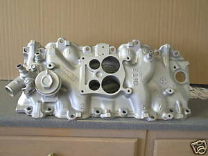Chevy Used Oem Intake Manifold Big Block 454 1972