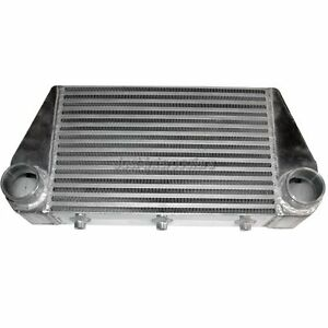 Cxracing Turbo V Mount Intercooler Fmic For Rx7 Fd3s0