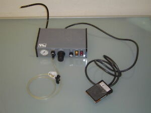Pneumatic Adhesive Application Controller Foot Pedal